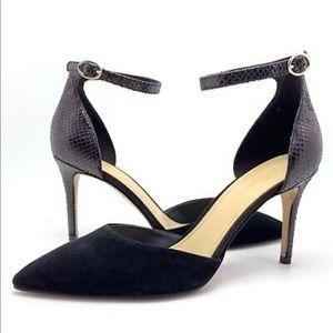 Marc Fisher Daiana D'orsay Black Pumps Heels